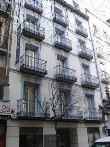Hotel en Zaragoza (Hotel San Valero) - foto8