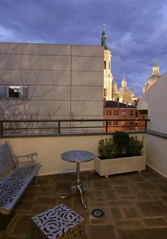 Hotel en Zaragoza (Hotel San Valero) - foto4