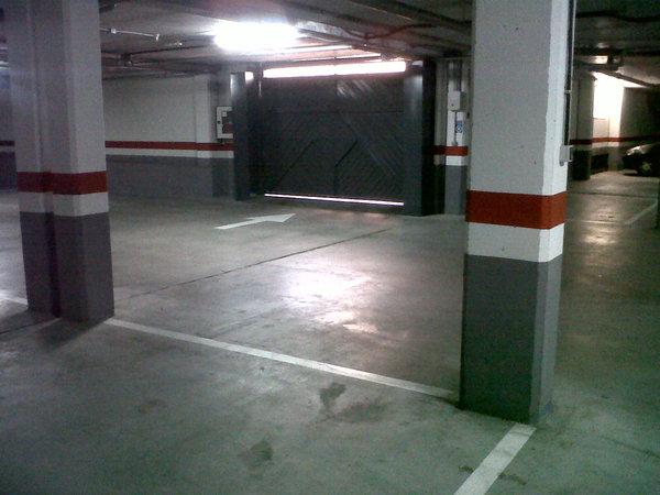Garaje en Arroyo de la Encomienda (TORRES QUEVEDO) - foto4