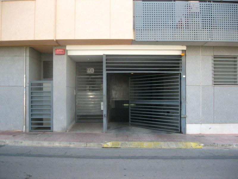 Garaje en Alginet (Metge Amalio Marques) - foto1