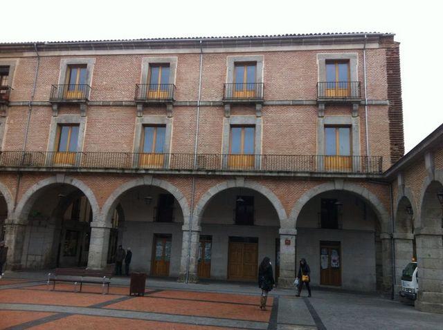 Hotel en Ávila (Hotel Plaza Victoria) - foto0