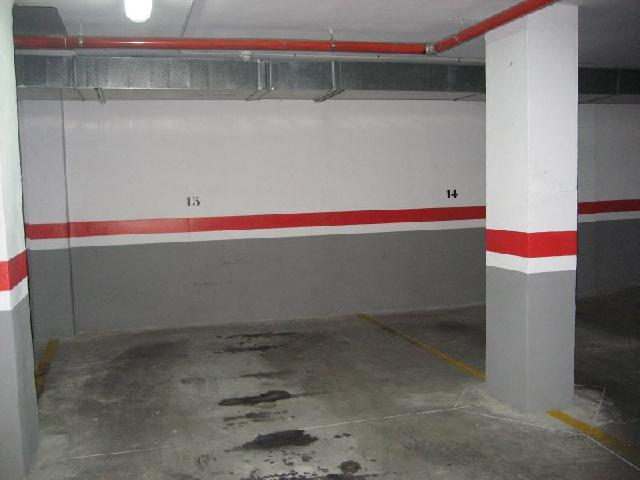 Garaje en Roquetas de Mar (M61854) - foto3