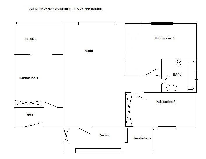 Apartamento en Meco (36480-0001) - foto8