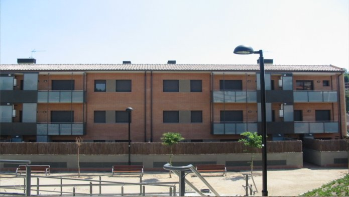 103111 - Parking Coche en venta en Sant Quirze Del Vallès / Complejo Residencial Els Jardins de Les Fonts