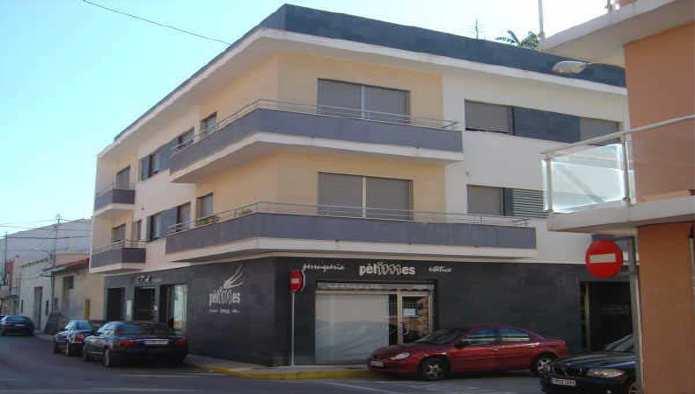 Garaje en Beniarbeig (Edificio Carmelo) - foto1