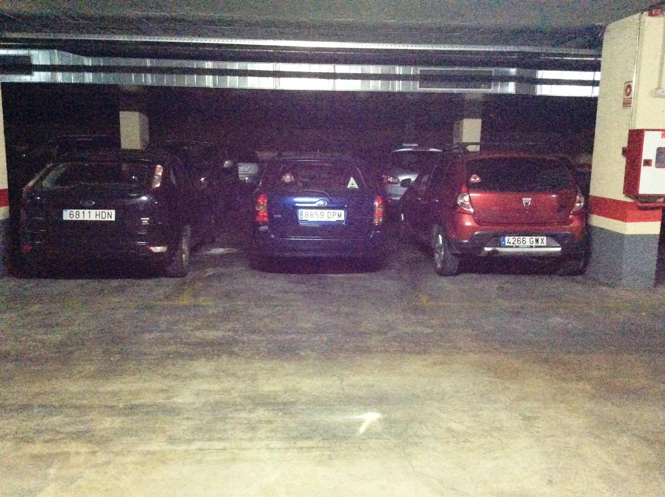 Garaje en Sevilla (EDIFICIO CARTUJA ) - foto1