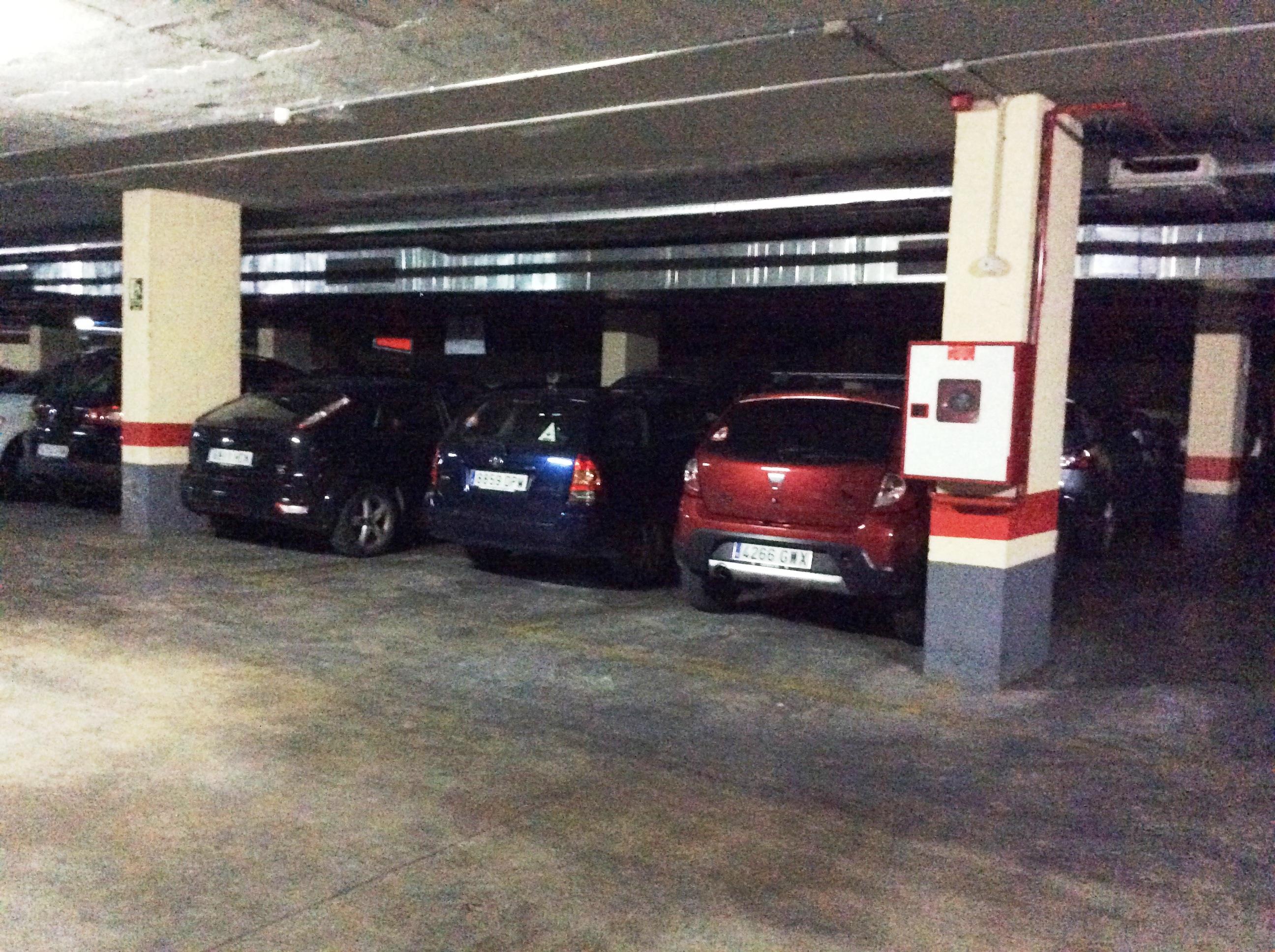 Garaje en Sevilla (EDIFICIO CARTUJA ) - foto2