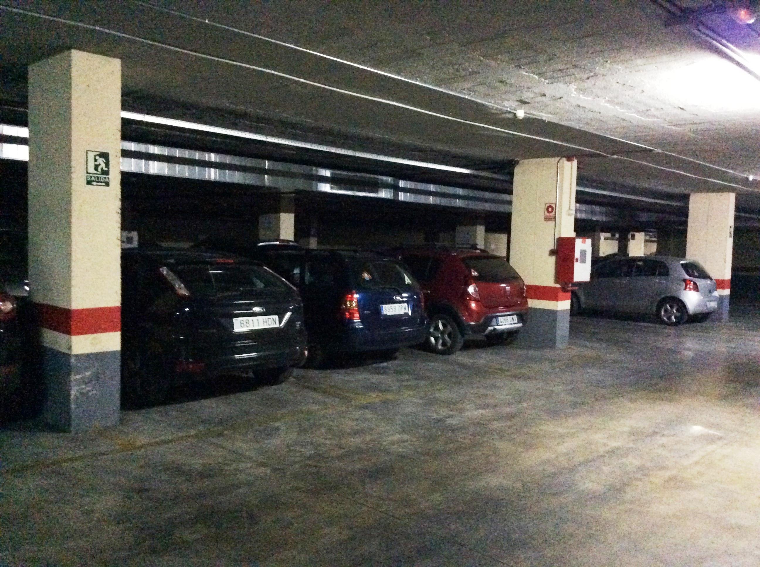 Garaje en Sevilla (EDIFICIO CARTUJA ) - foto3