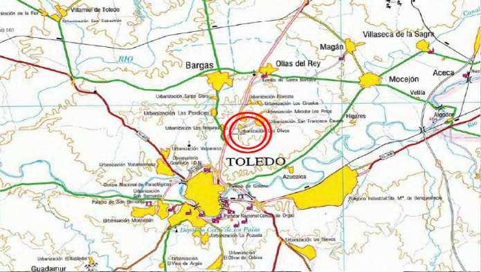 Solares en Toledo (M51385) - foto5