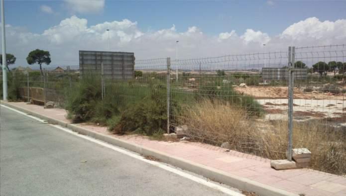 Solares en Arenales / Gran Alacant (90687-0001) - foto2