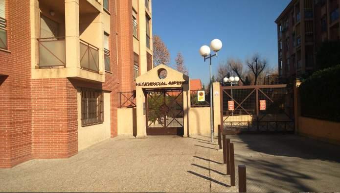 Garaje en Granada (Edificio Imperio) - foto2