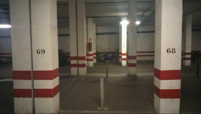 Garaje en Granada (Edificio Royal) - foto2
