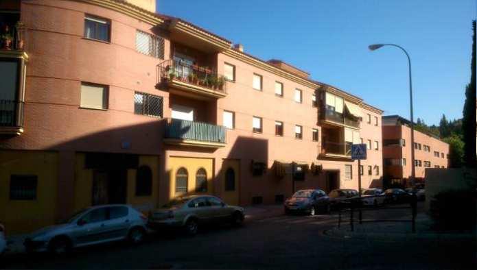 Garaje en Granada (Edificio Copenhague) - foto1