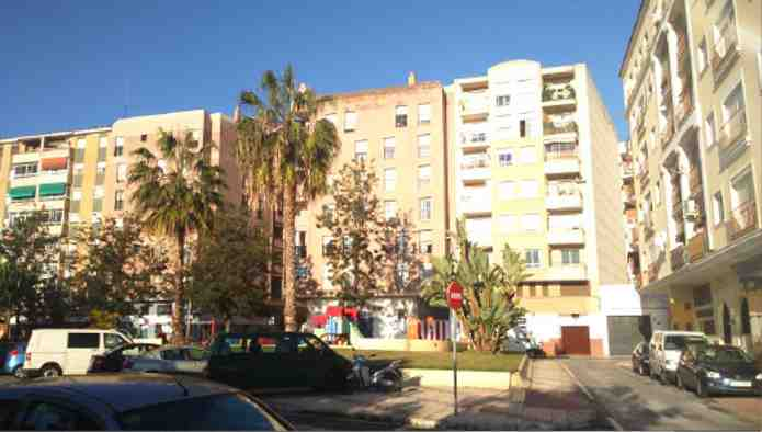 Garaje en M�laga (Ed Monterrey) - foto0
