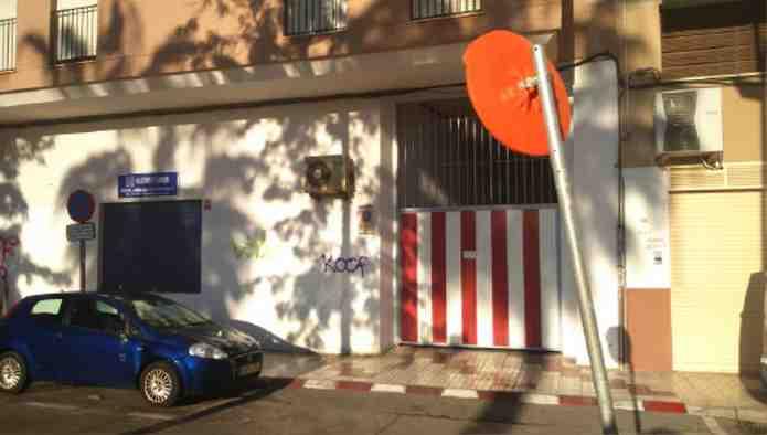 Garaje en M�laga (Ed Monterrey) - foto1