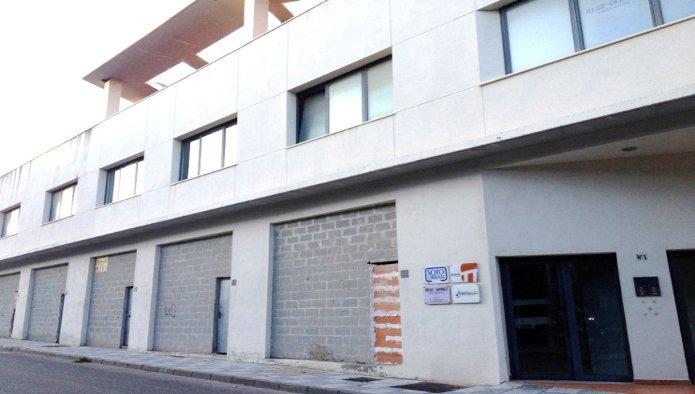 Garaje en San Roque (Edificio Guadiaro III) - foto1