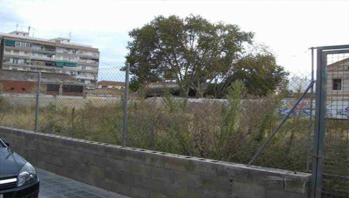 168911 - Solar Urbano en venta en Valencia / Parque Maestranza Artillería