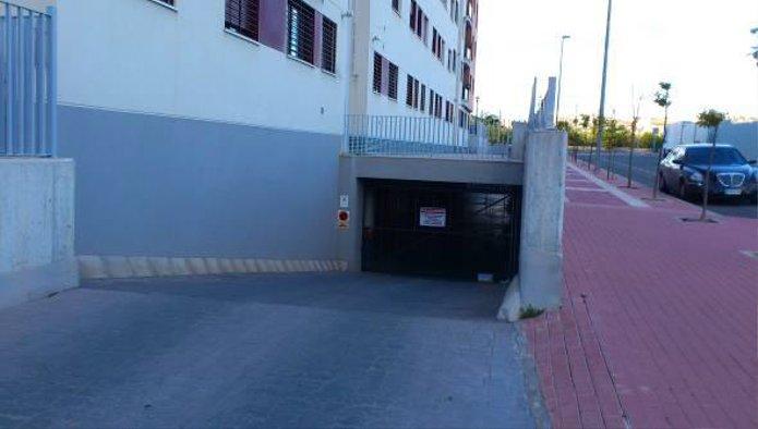 Garaje en Espinardo (Margarita Lozano) - foto1
