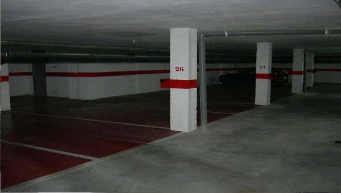 Garaje en Roquetas de Mar (M61187) - foto3
