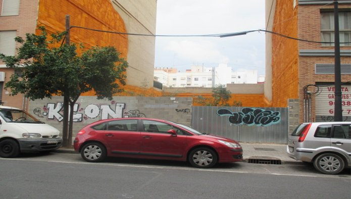 127539 - Solar Urbano en venta en Valencia / Av de la Constitución n