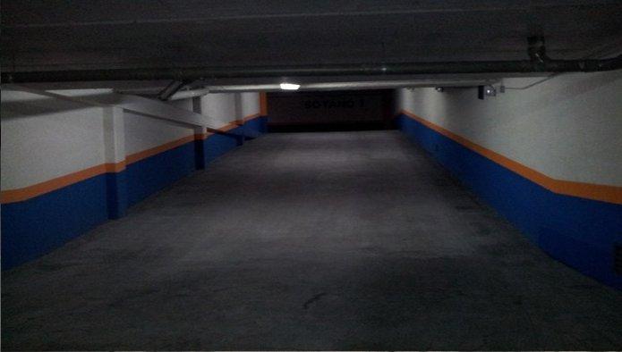Garaje en Valladolid (Edificio Zenith) - foto2