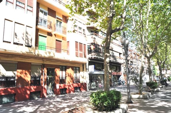 Piso en Valladolid (Vivienda Paseo Zorrilla - Valladolid) - foto1