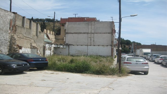 169946 - Solar Urbano en venta en Barcelona / C. Negrell n
