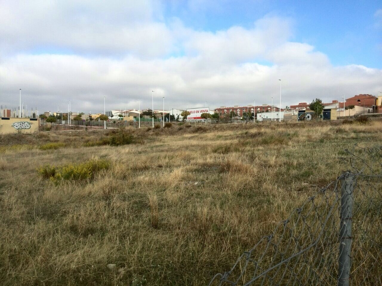Solares en M�rida (Camino Viejo de Mirandilla) - foto2