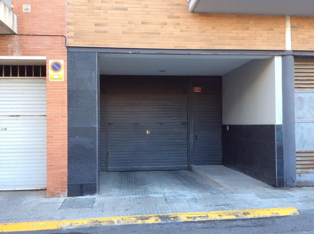 Garaje en Morell (El) (Edificio Montoliu) - foto2