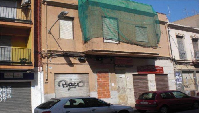 162197 - Solar Urbano en venta en Valencia / C. Marques De Montortal n
