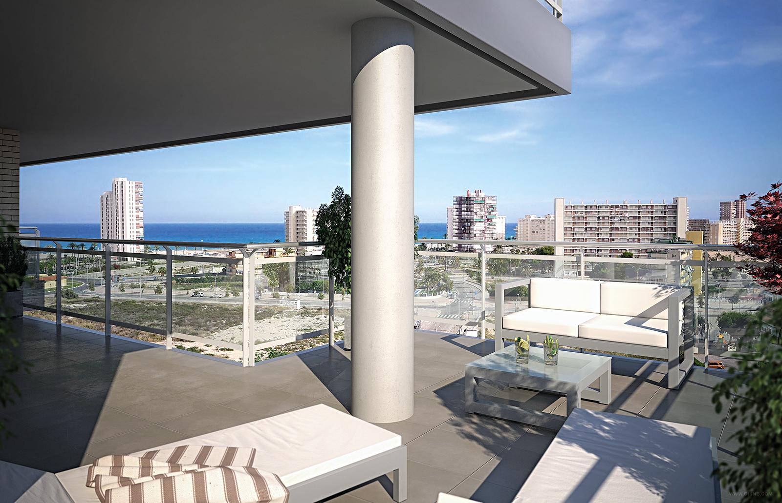 Apartamento en Playa de San Juan (M74814) - foto0
