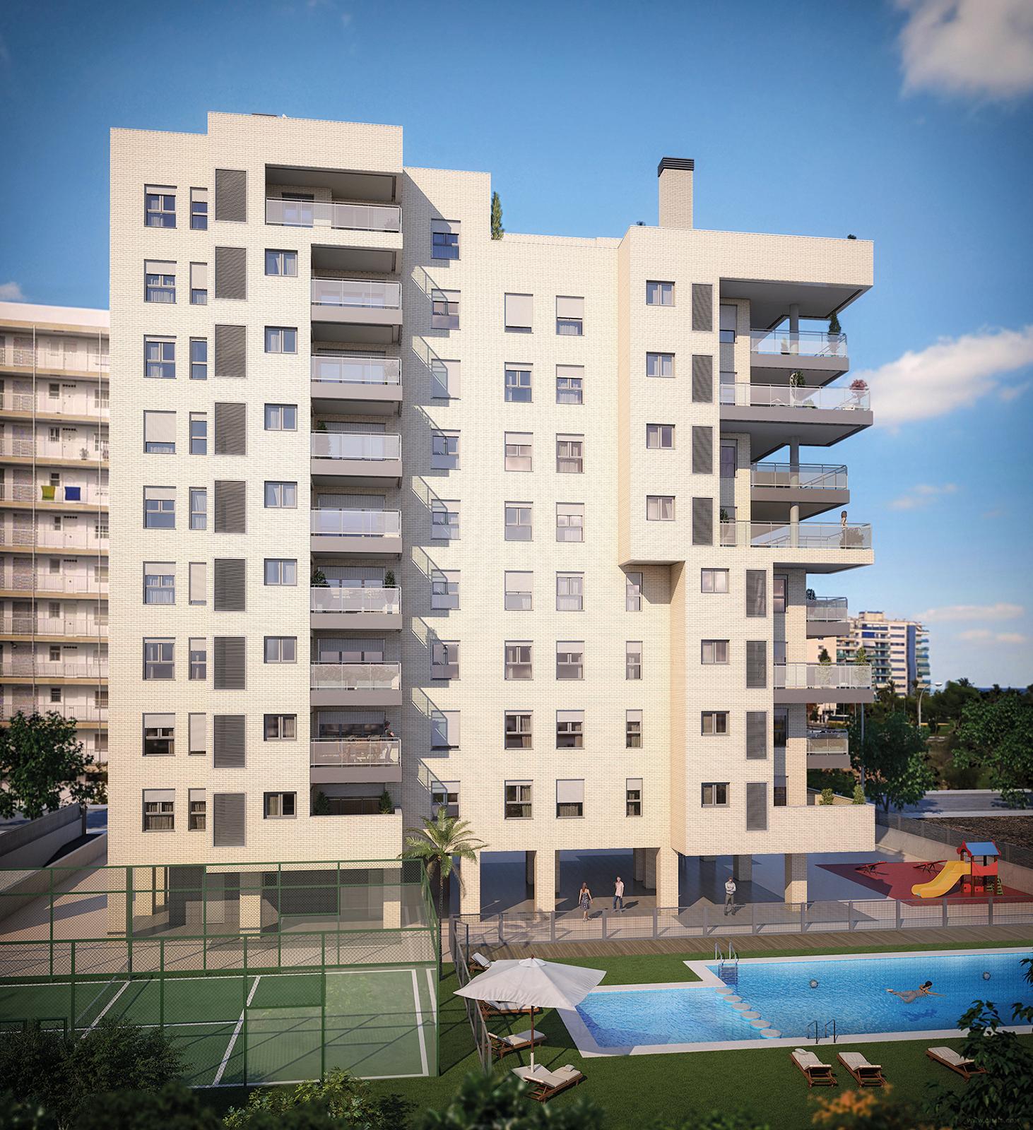 Apartamento en Playa de San Juan (M74814) - foto1