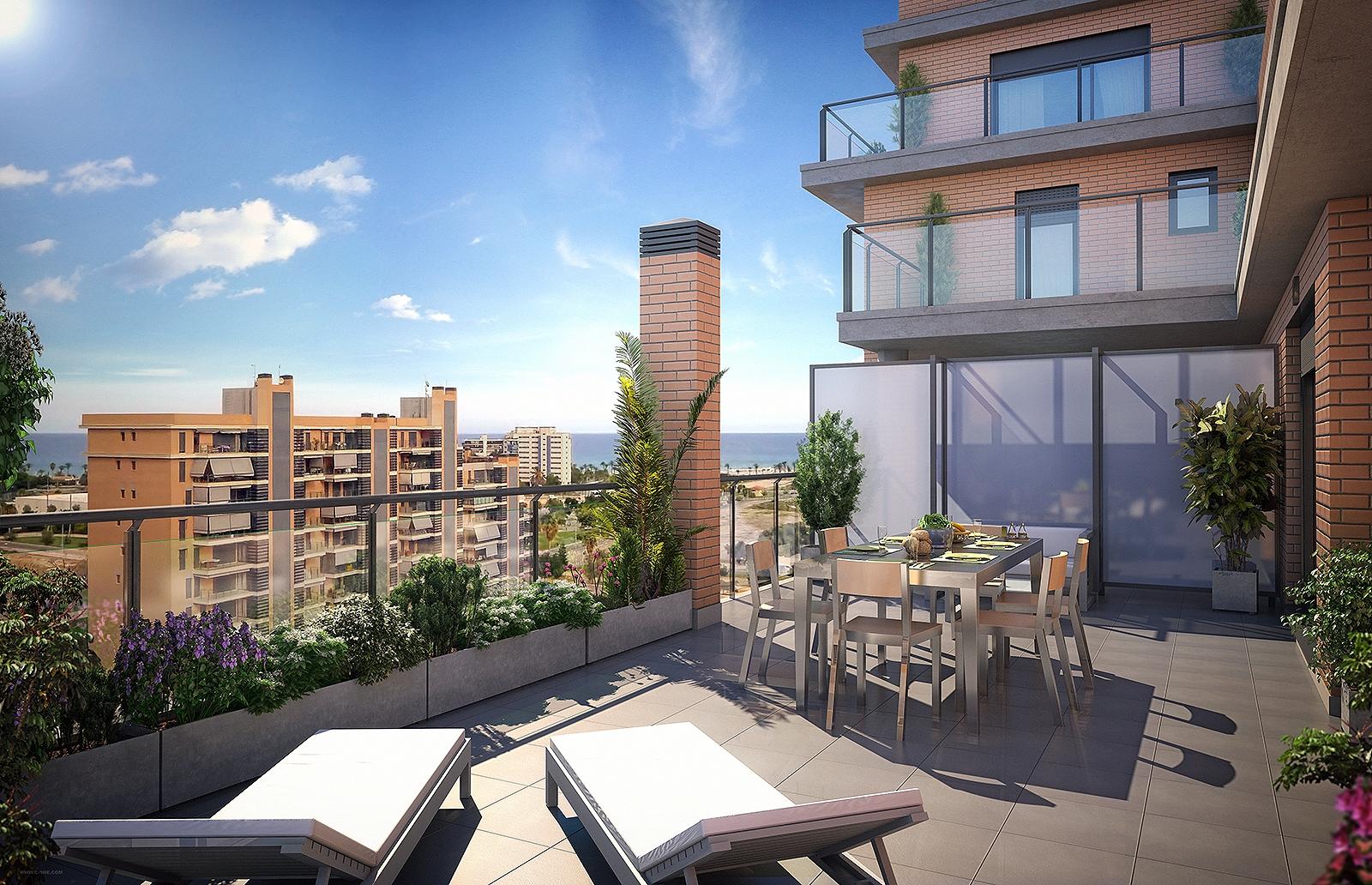 Apartamento en Playa de San Juan (M69655) - foto0
