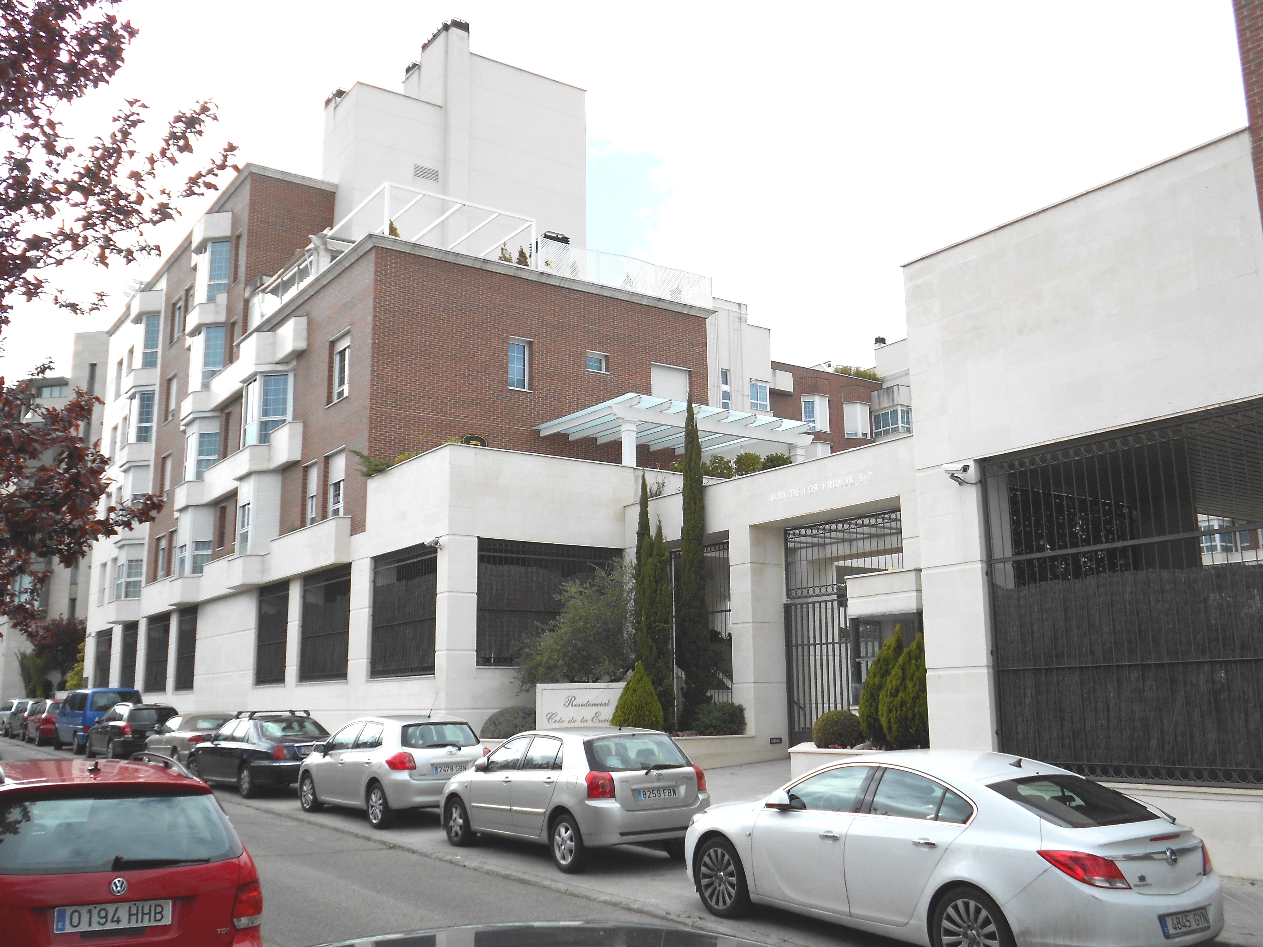 Garaje en Madrid (M78484) - foto1
