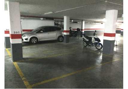 Garaje en Valencia (Plaza de garaje en Sant Pau, PK-101) - foto2