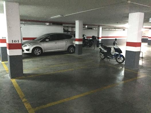Garaje en Valencia (Plaza de garaje en Sant Pau, PK-101) - foto0