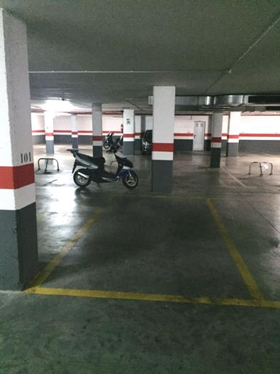 Garaje en Valencia (Plaza de garaje en Sant Pau, PK-101) - foto1