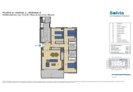 Apartamento en Playa de San Juan - 1