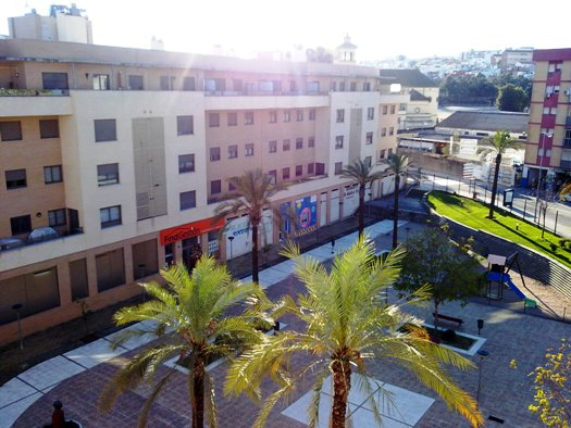 Ático en San Juan de Aznalfarache (Ático y parking en zona centro) - foto0