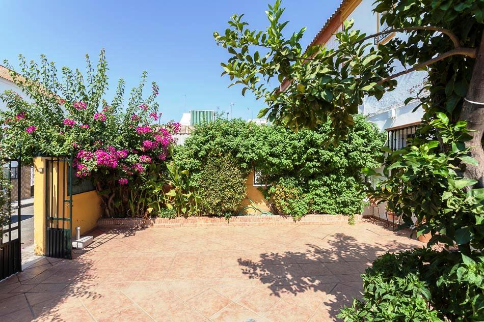 Piso en Sevilla (Planta baja en Ciudad Jardín - Sevilla) - foto18