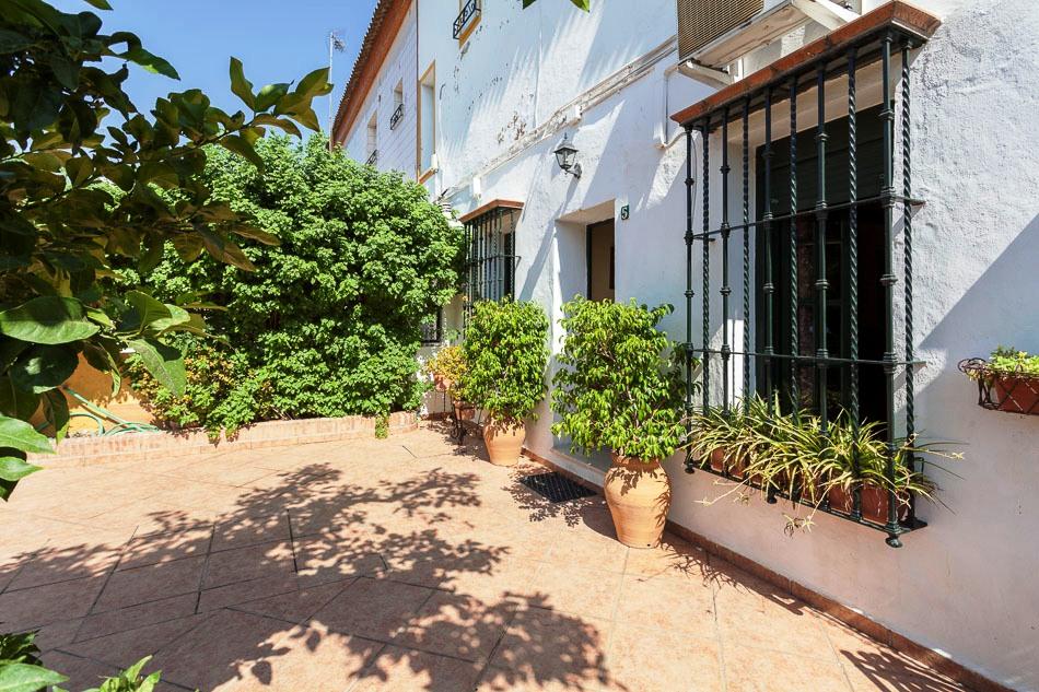 Piso en Sevilla (Planta baja en Ciudad Jardín - Sevilla) - foto1