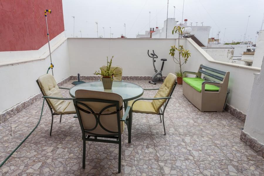 Piso en Sevilla (Piso con terraza en el B.� de Nervi�n) - foto24