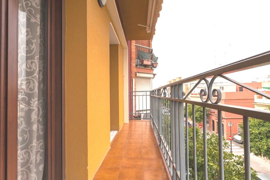 Piso en Sevilla (Piso con terraza en el B.� de Nervi�n) - foto21