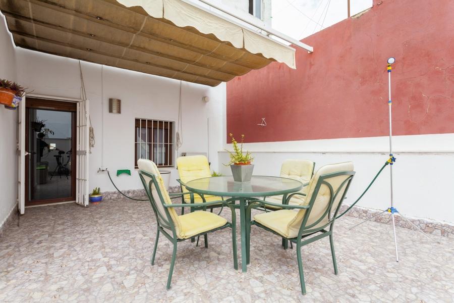 Piso en Sevilla (Piso con terraza en el B.� de Nervi�n) - foto23
