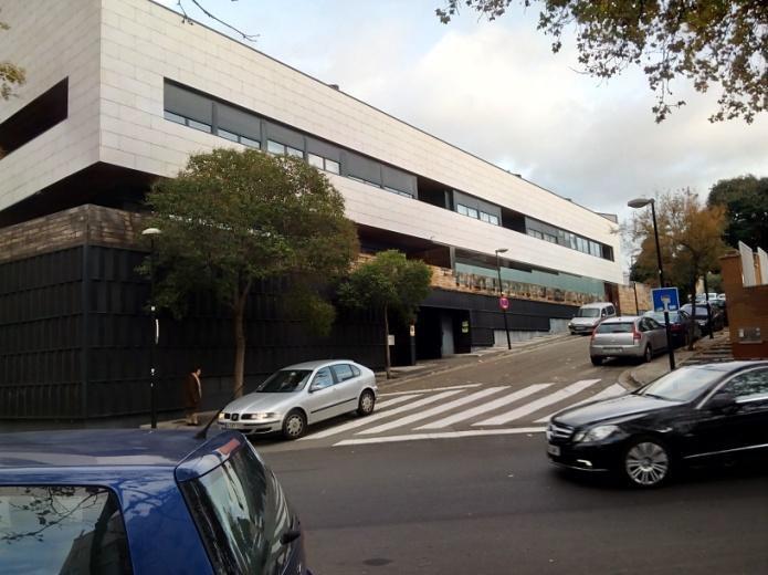 Garaje en Zaragoza (Santiago Guallar) - foto0