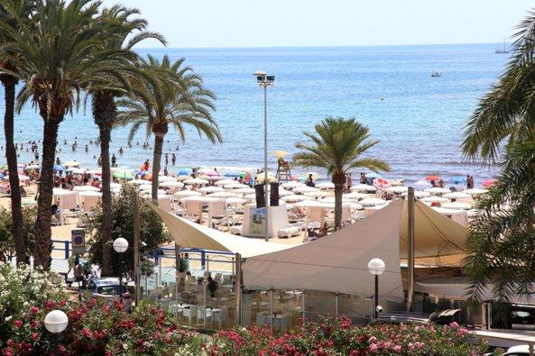 Piso en Alicante/Alacant (Piso en la Playa del Postiguet) - foto2