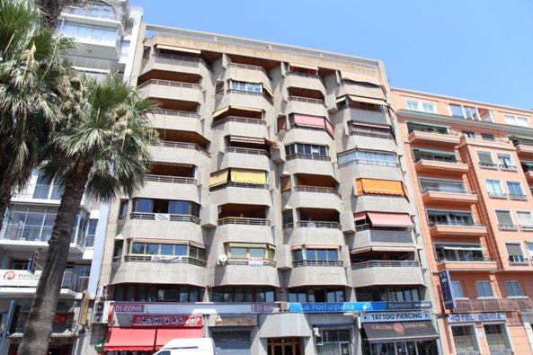 Piso en Alicante/Alacant (Piso en la Playa del Postiguet) - foto0
