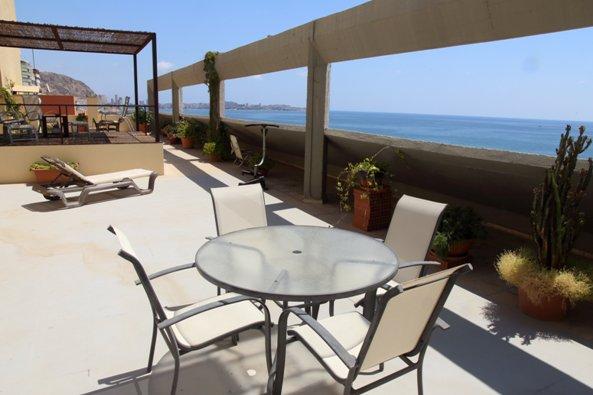 Piso en Alicante/Alacant (Piso en la Playa del Postiguet) - foto1