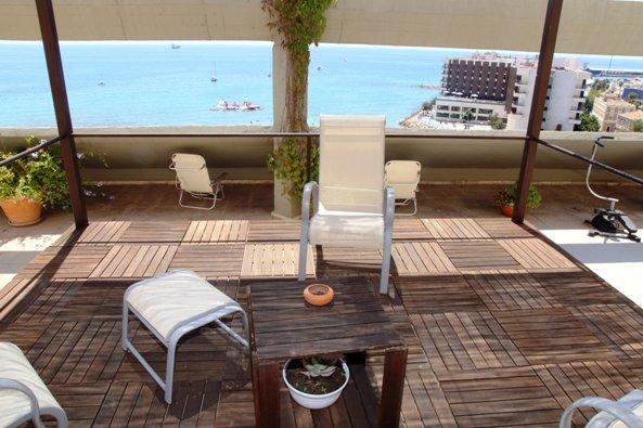 Piso en Alicante/Alacant (Piso en la Playa del Postiguet) - foto17