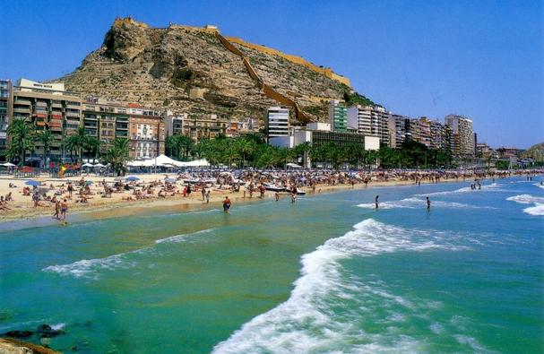Piso en Alicante/Alacant (Piso en la Playa del Postiguet) - foto19